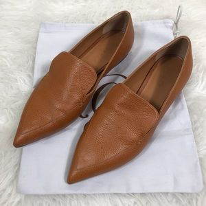 NEW M. Gemi The Stretto Pointy Flats Loafe…
